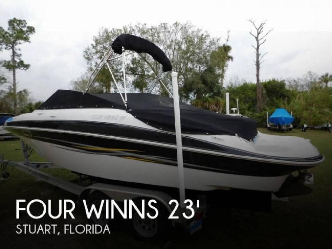 2005 Four Winns Boats 230 Horizon Stuart FL