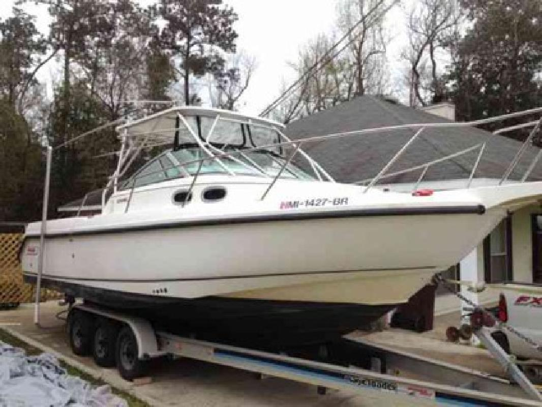 $44,900 2001 Boston Whaler (230 Hours!)