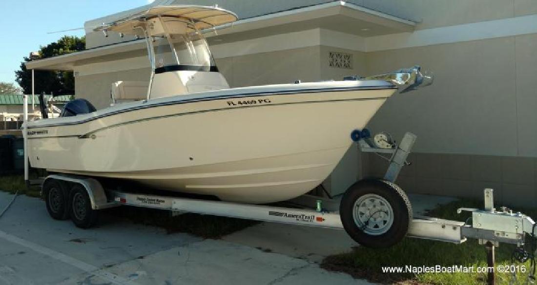 2012 Grady-White Boats Fisherman 230 Naples FL