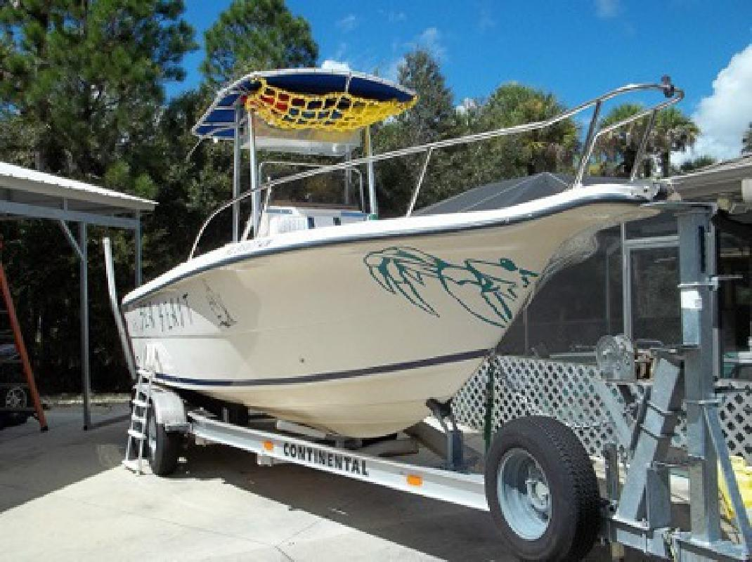 $3,014 1999 Legacy ( Sea Fox ) 230 Runs Good