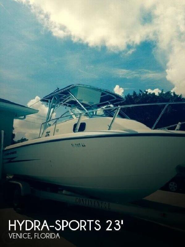 2000 Hydra - Sports Boats 230 Seahorse WA Venice FL