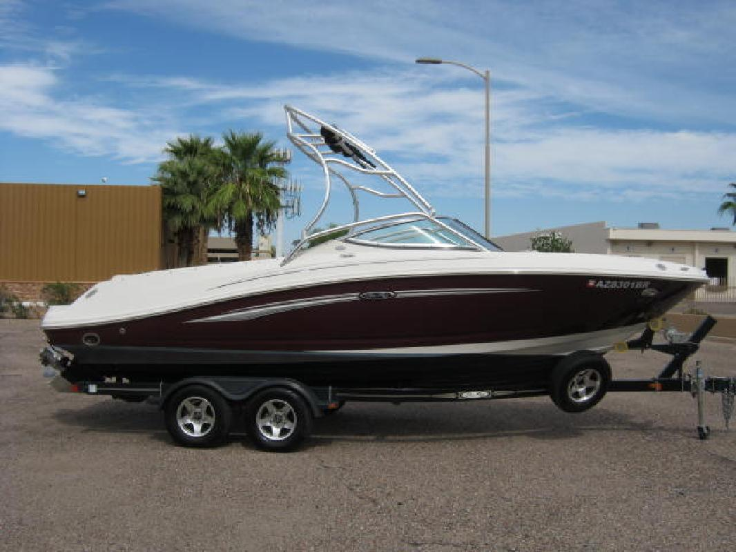 2008 Sea Ray Boats 230 SELECT Tempe AZ