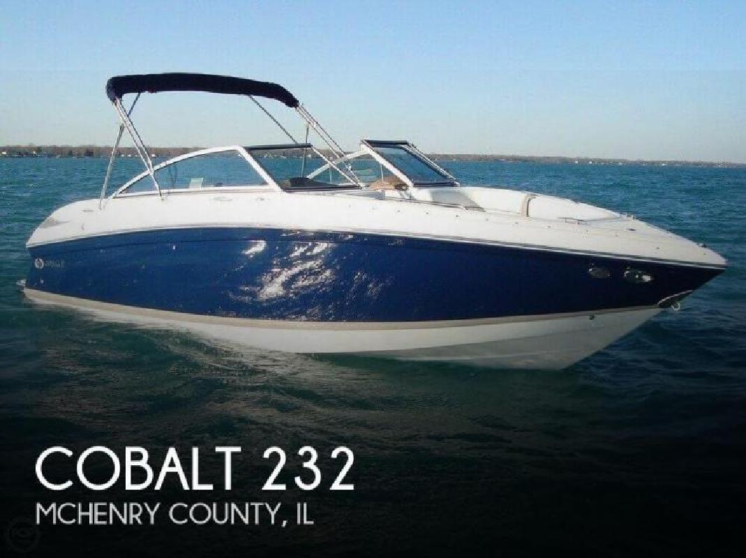 2007 Cobalt Boats 232 Algonquin IL