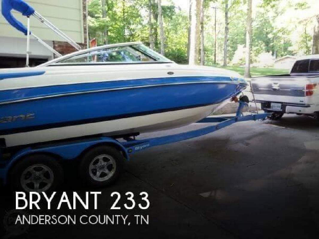 2011 Bryant Boats 233 Andersonville TN