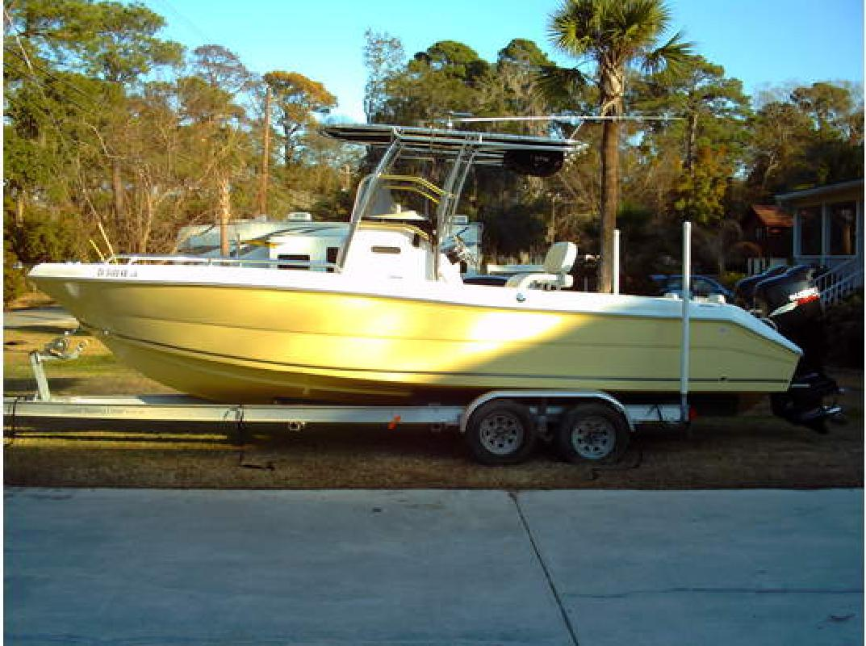 2007 23' Sea Quest 2350 SKA CC