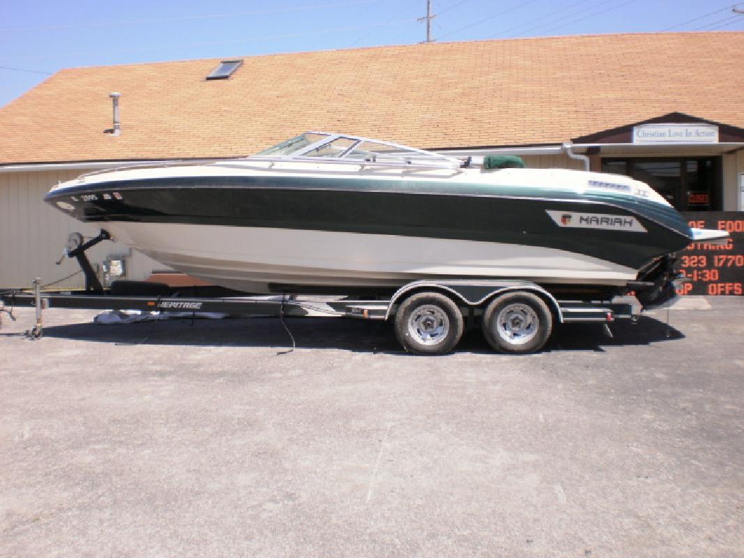 1993 - Mariah Boats - 2350 Z in Beardstown, IL