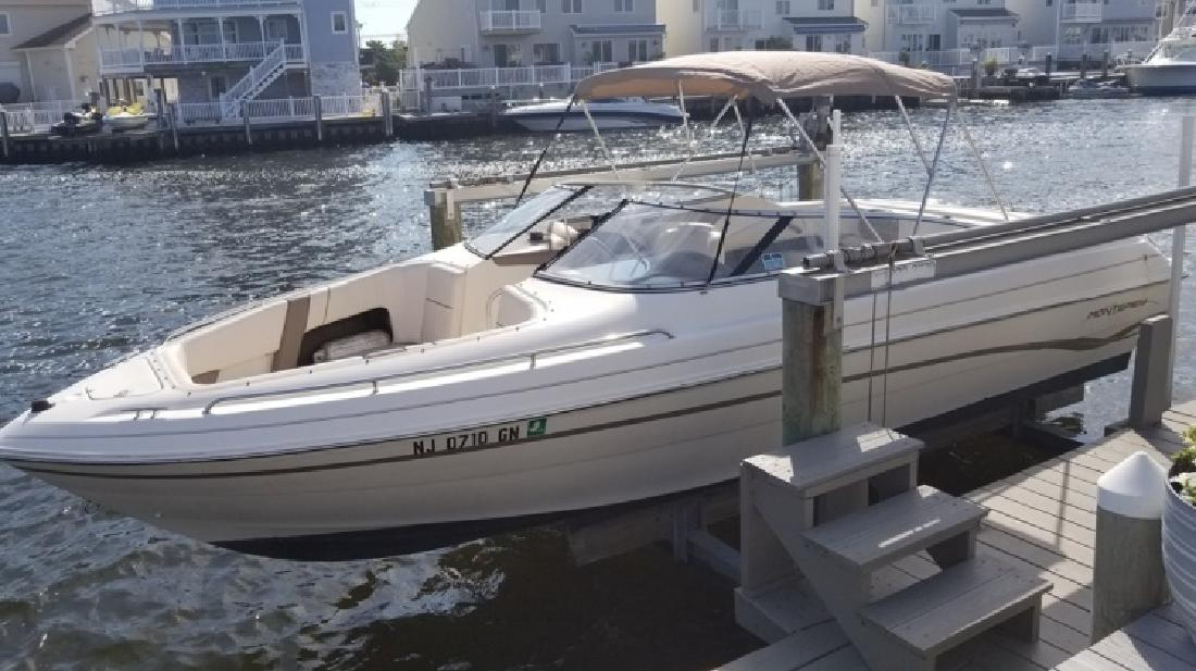 2000 Monterey Boats 236BR Brick NJ