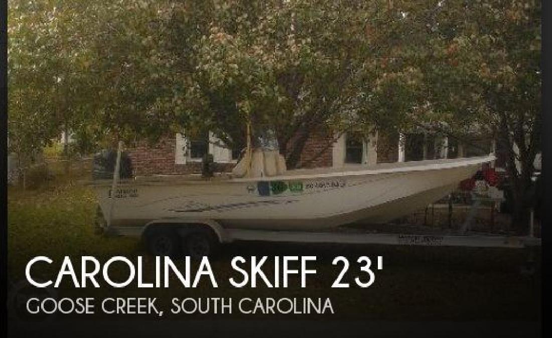 2014 Carolina Skiff DLV 238 Goose Creek SC