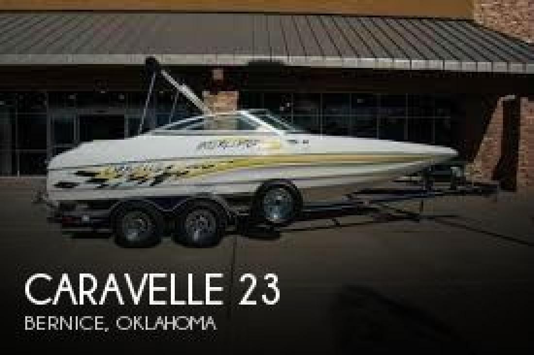 2002 Caravelle Boats 23 Bernice OK
