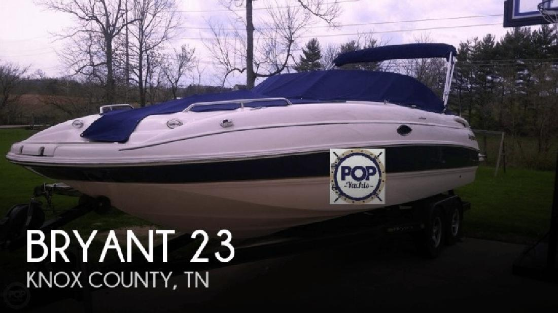 2004 Bryant Boats 23 Knoxville TN