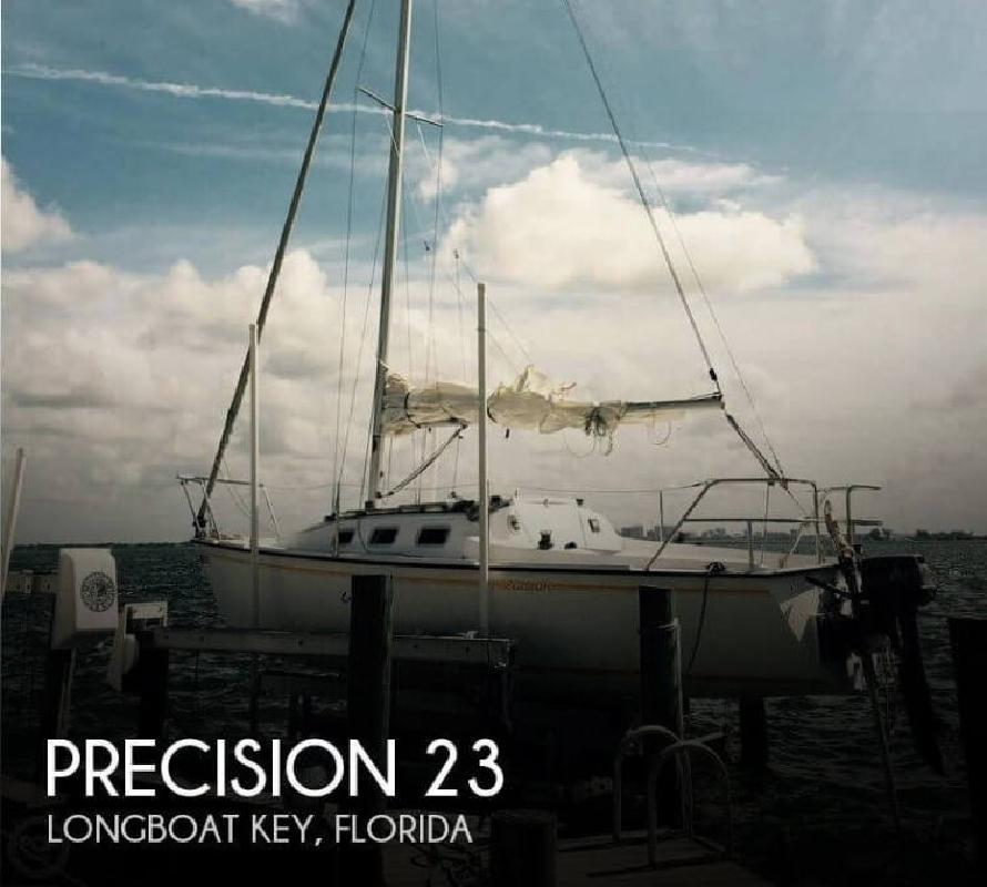 2000 Precision Boat Works 23 Longboat Key FL
