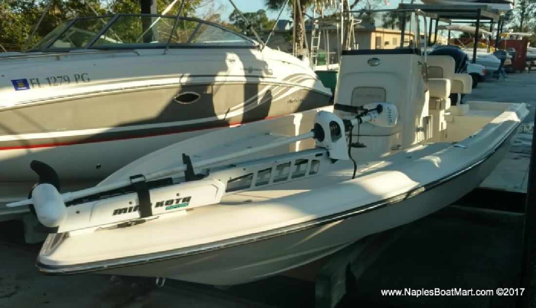 2013 Shearwater TE Series 23 Naples FL