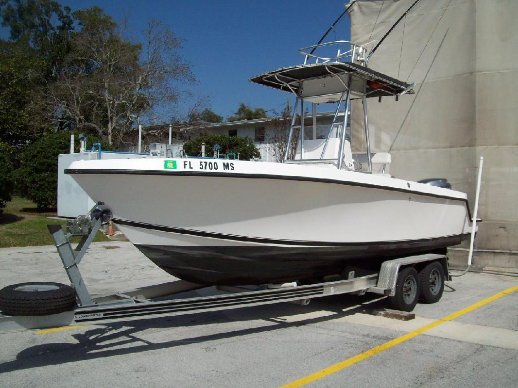 2005 23' Contender 23 Open Fish for sale in Jacksonville, Florida | All Boat ...