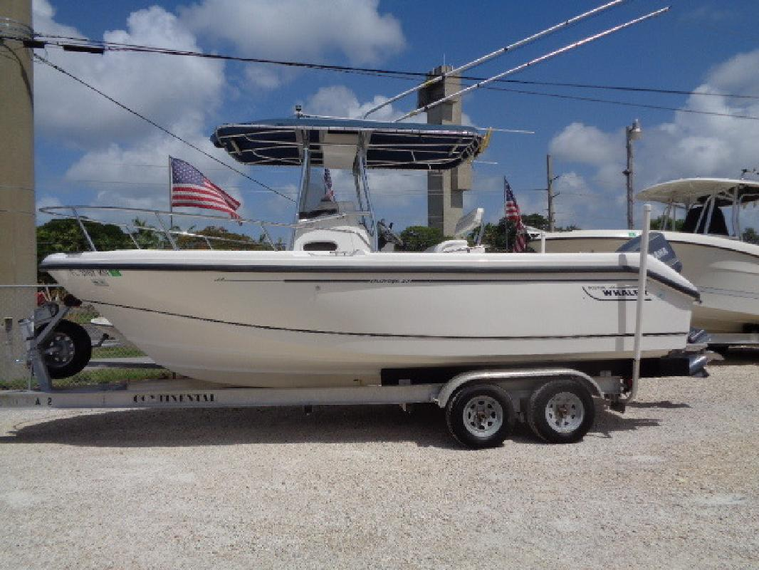 1998 - Boston Whaler Boats - 23 Outrage in Key Largo, FL