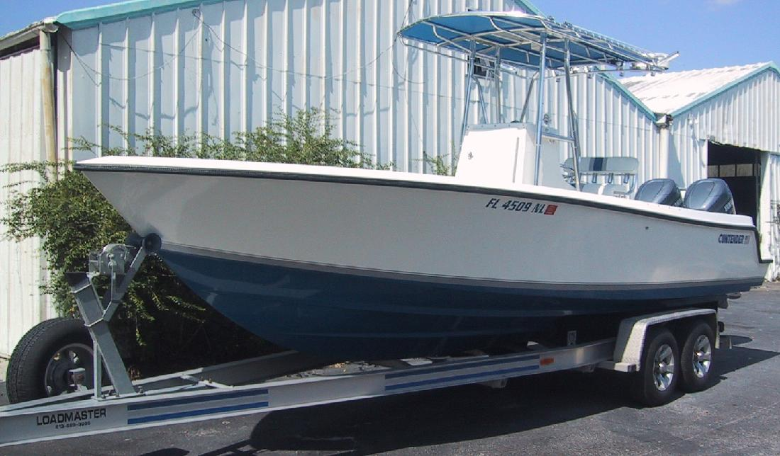 2005 25' Contender 23 Tournament for sale in Gainesville, Florida | All Boat ...