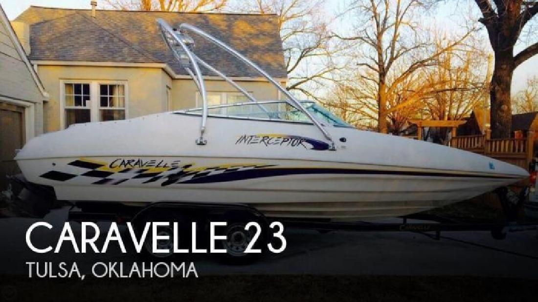 2002 Caravelle Boats 23 Tulsa OK