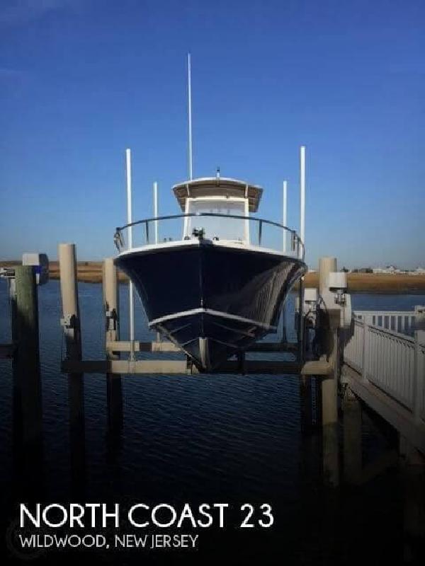 2008 NorthCoast Boats 23 Wildwood NJ