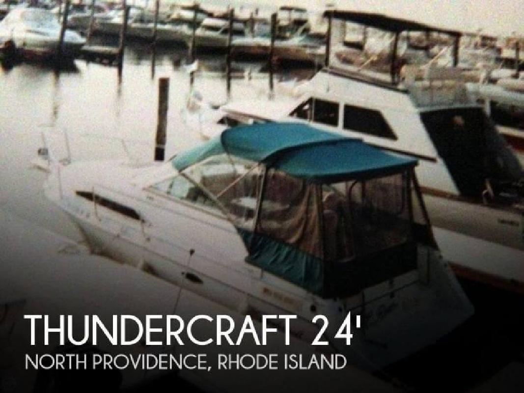 1994 Thundercraft by Doral 240 Express Warwick RI