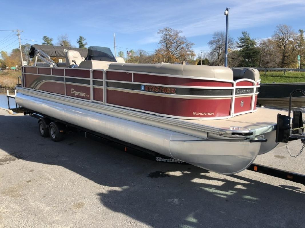 2014 - Premier Marine - SunSation 240 in Alexandria Bay, NY