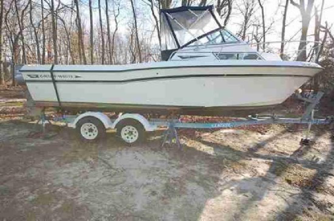 $12,900 1991 Grady-White 240 Offshore