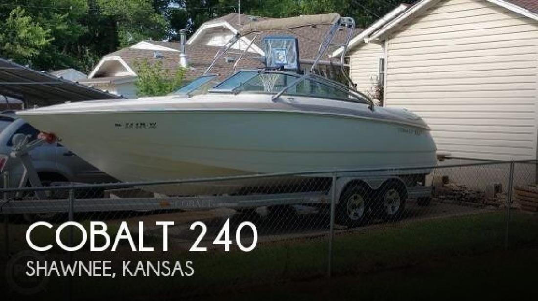 2003 Cobalt Boats 240 Shawnee KS