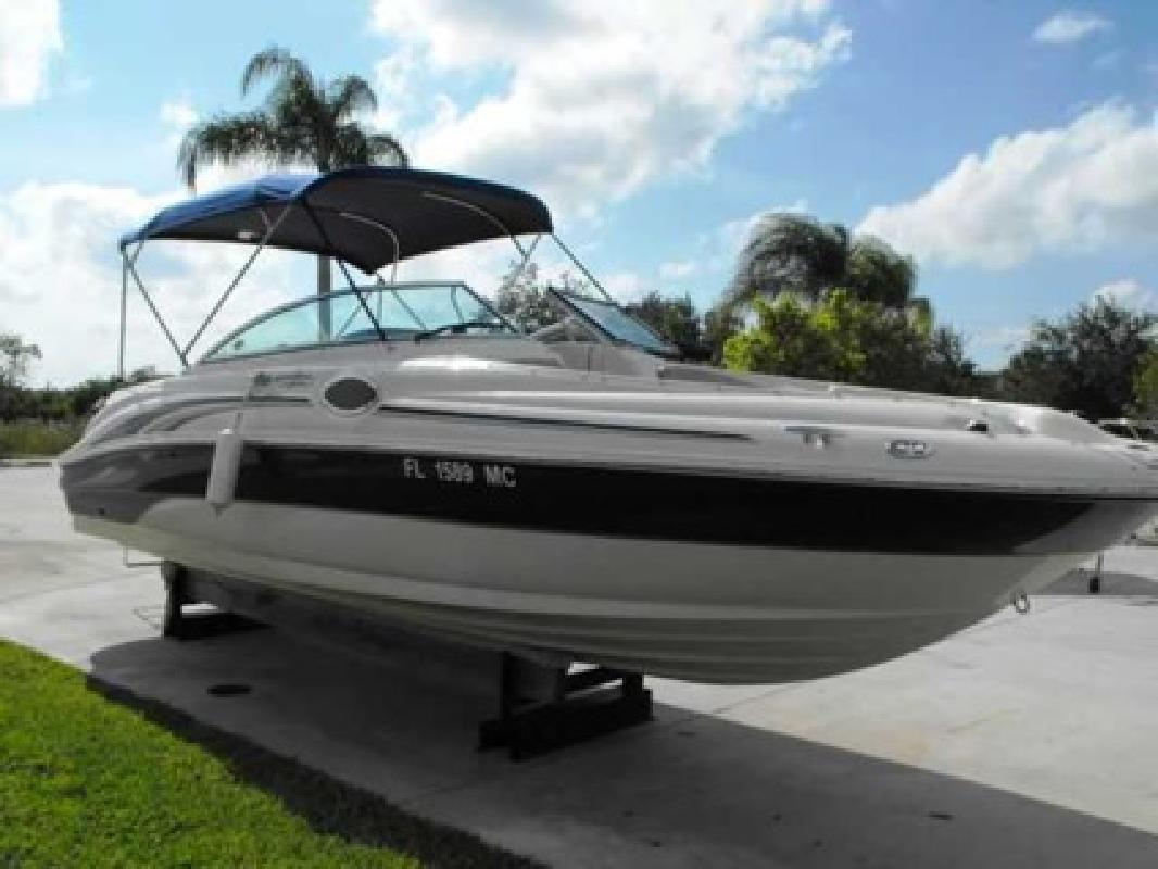 $25,000 2002 Sea Ray 240 SUNDECK