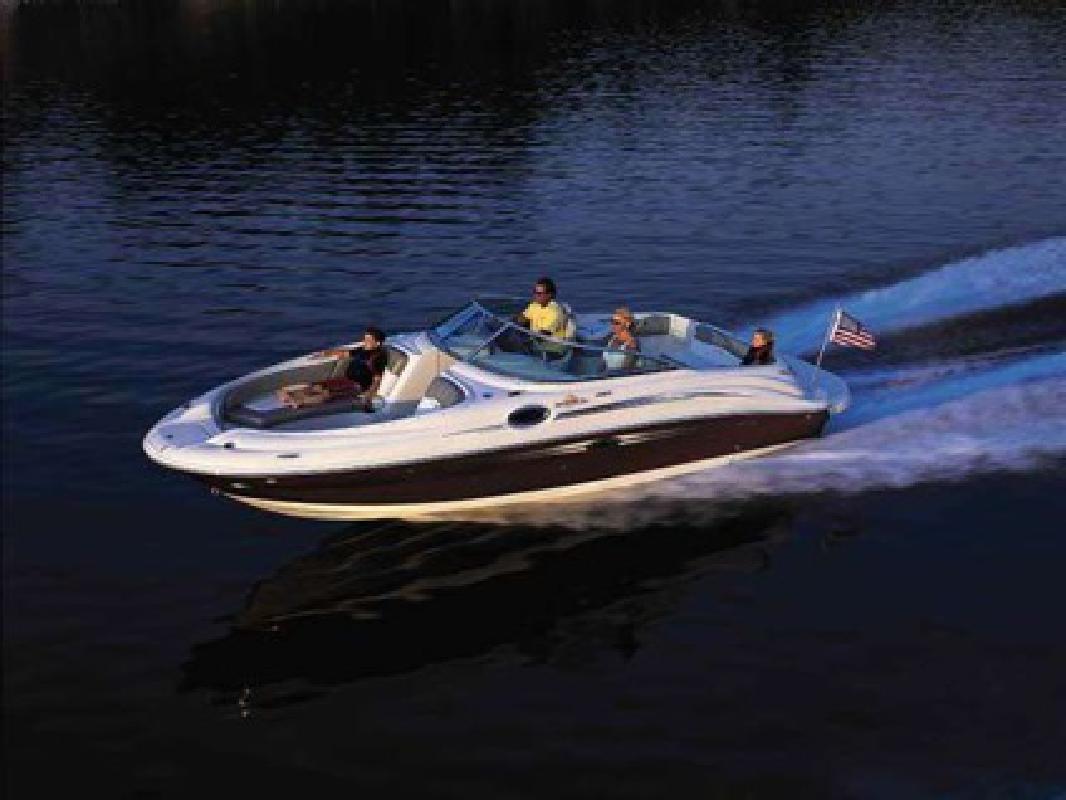 $45,500 2007 Sea Ray 240 SUNDECK
