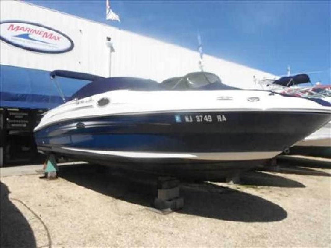 $45,000 2007 Sea Ray 240 SUNDECK