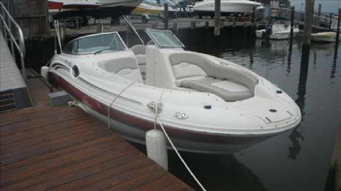 $31,900 2004 Sea Ray 240 SUNDECK