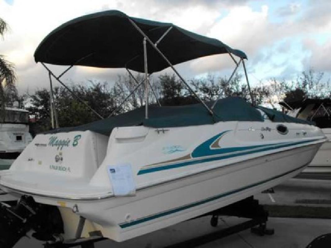 $14,000 1998 Sea Ray 240 SUNDECK