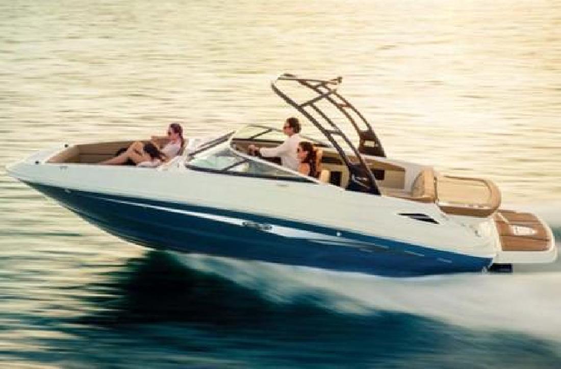 2014 Sea Ray Boats 240 Sundeck Woodbridge VA
