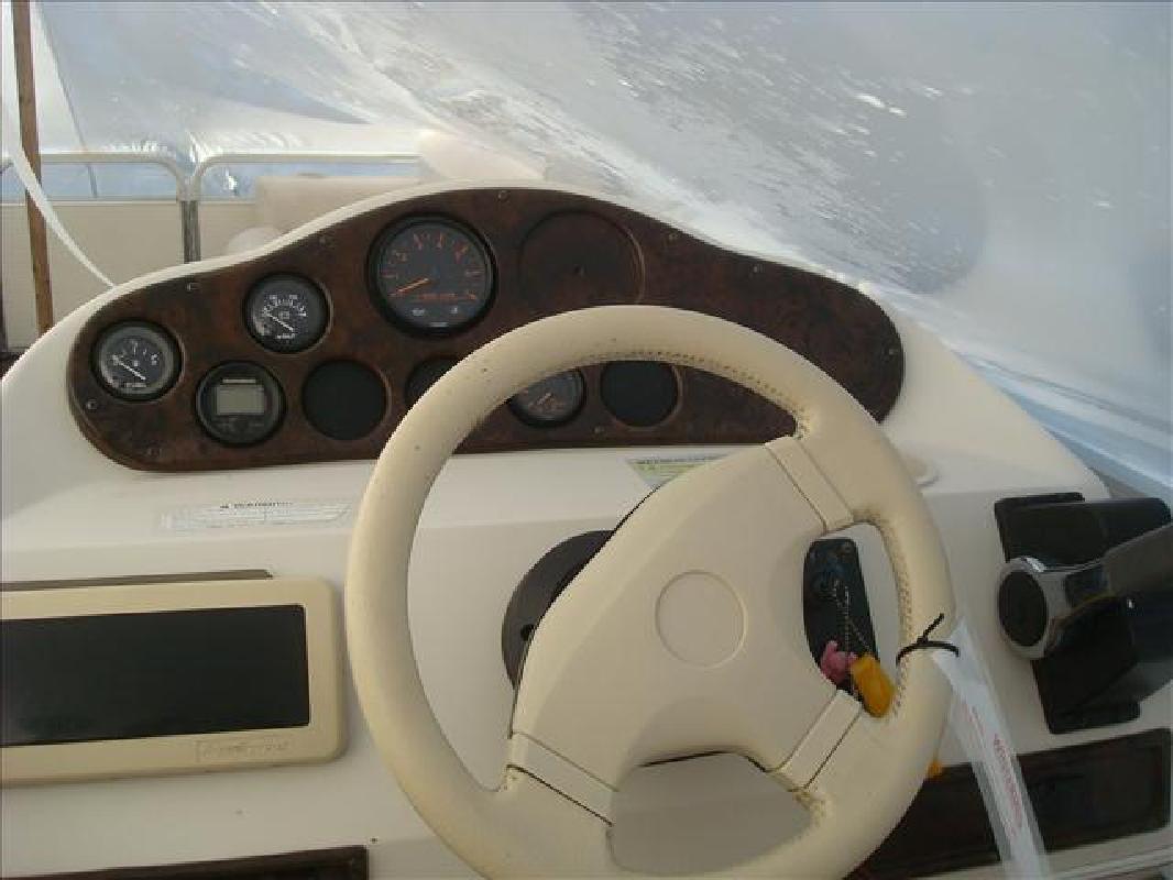 1997 Aqua Patio pontoon 240 Syracuse IN
