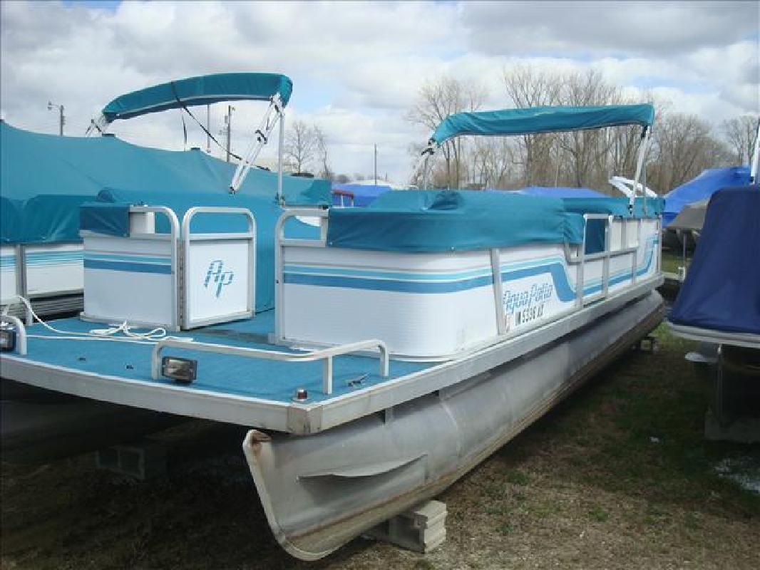1994 Aqua Patio pontoon 240 Syracuse IN