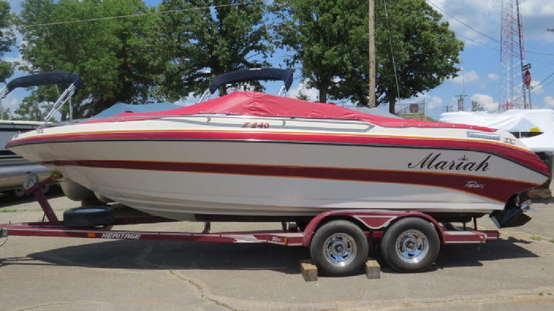 1996 - Mariah Boats - Z 240 Talari in Lake Ozark, MO
