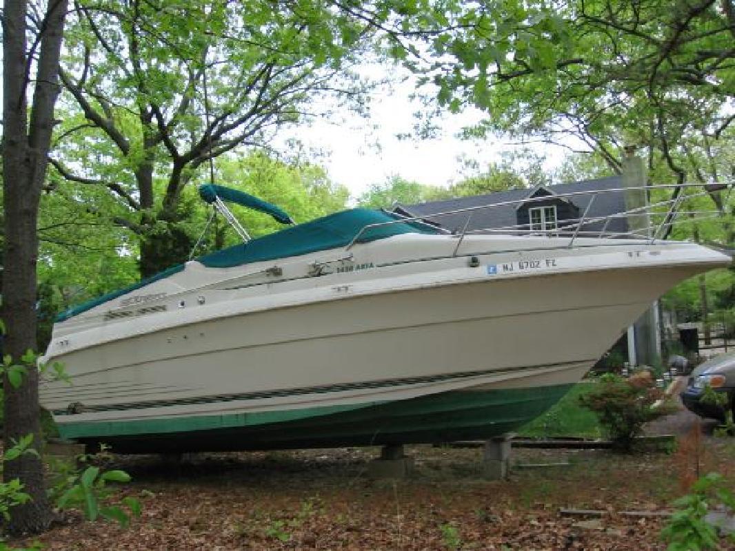 1995 24' Cruisers 2420 Aria