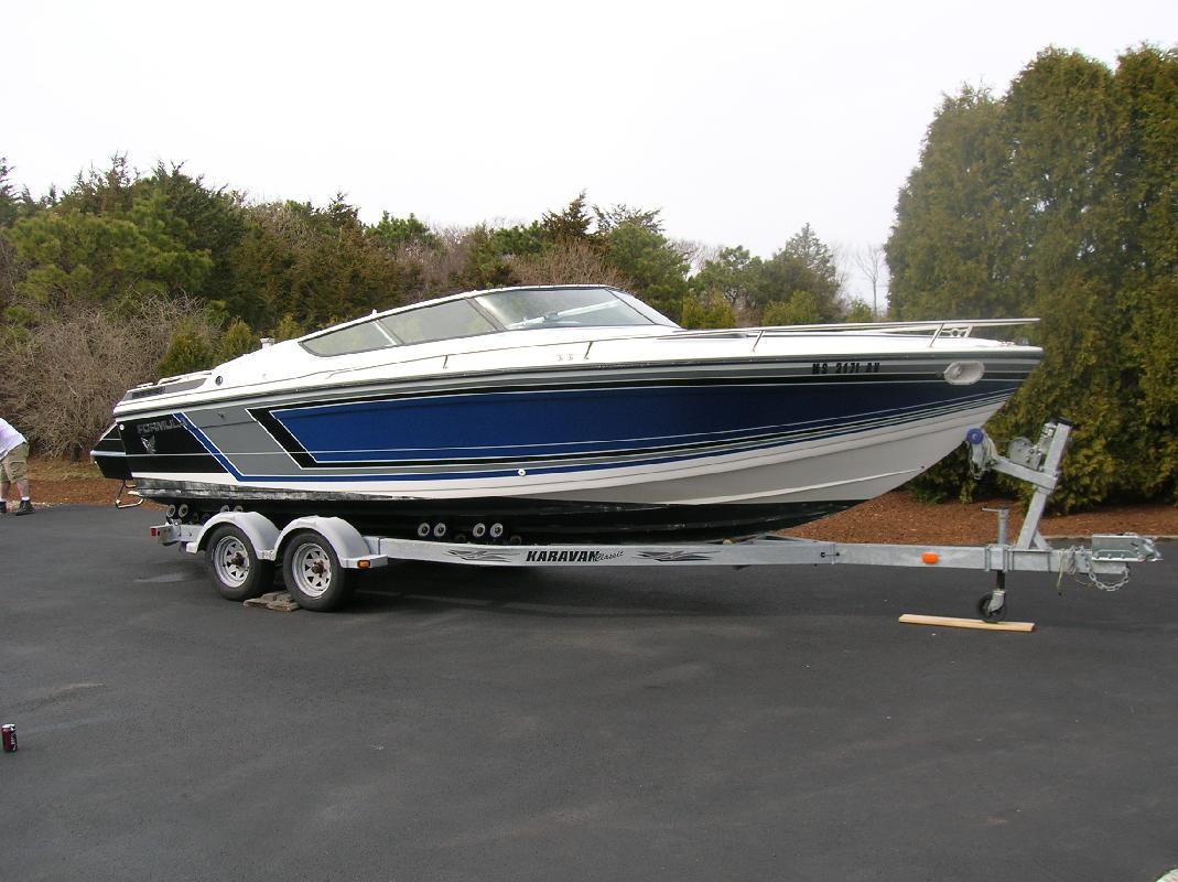 1989 24' Formula 242 SS for sale in Falmouth, Massachusetts | All Boat ...