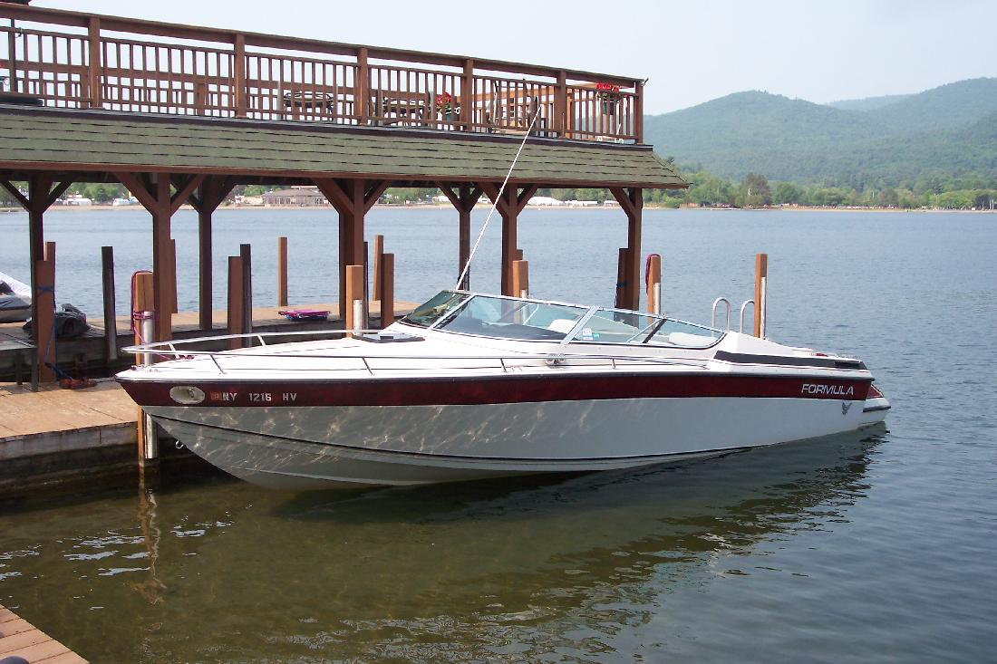 1987 24' Formula 242 SS for sale in Lake George, New York | All Boat ...