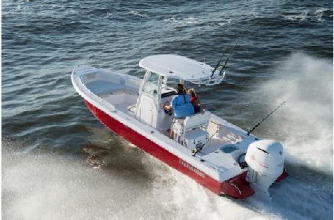 2016 Everglades Boats 243cc Rockledge FL
