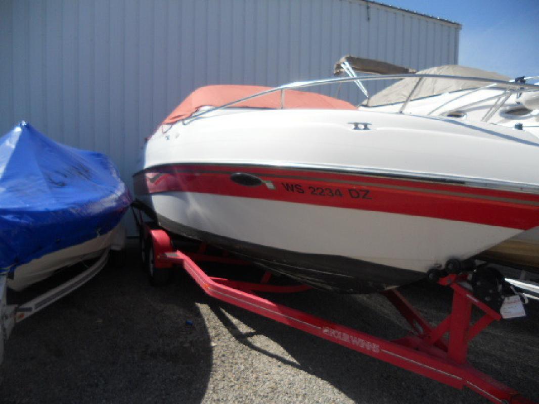 1996 Four Winns Boats 245 SUNDOWNER Antioch IL