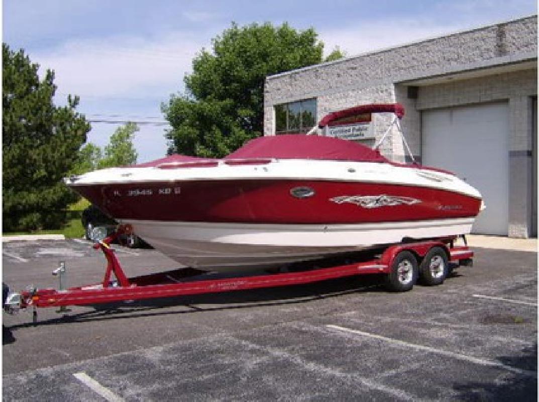 $3,800 OBO 2007 Monterey 248 LS Bowrider