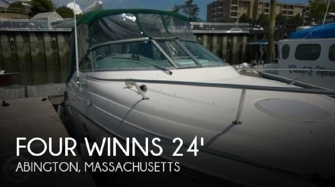 2000 Four Winns Boats 248 Vista Abington MA