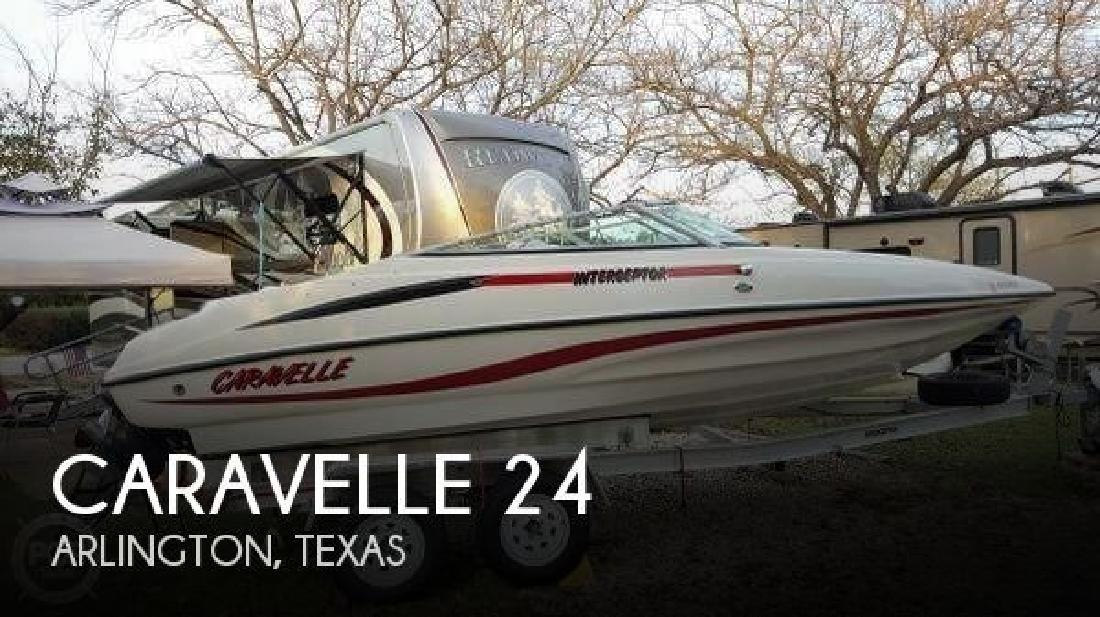 1996 Caravelle Boats 24 Arlington TX