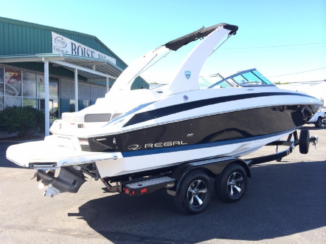 2015 - Regal Boats - 24 FasDeck in Boise, ID