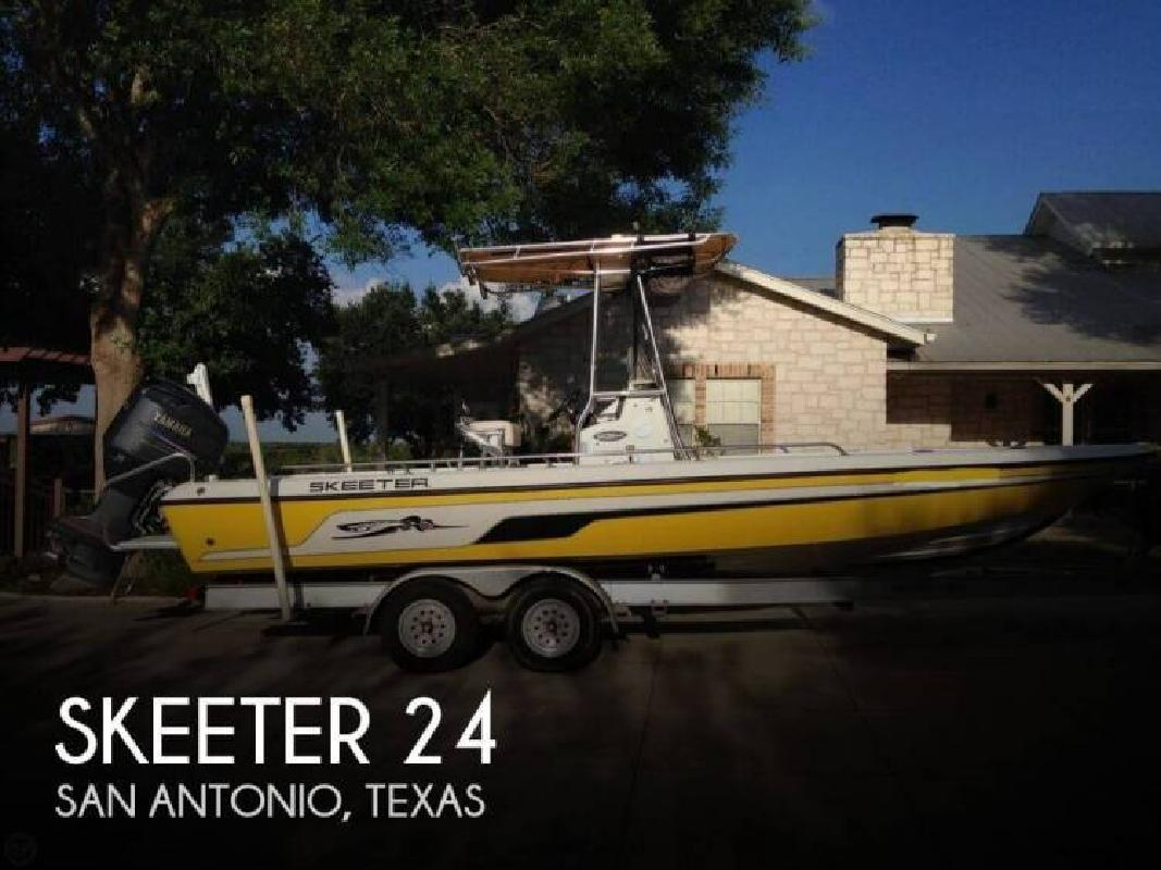 2005 Skeeter Boats ZX 24 San Antonio TX
