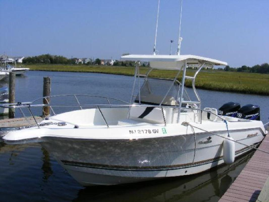 2003 25' Wellcraft Fisherman 250 Center Console