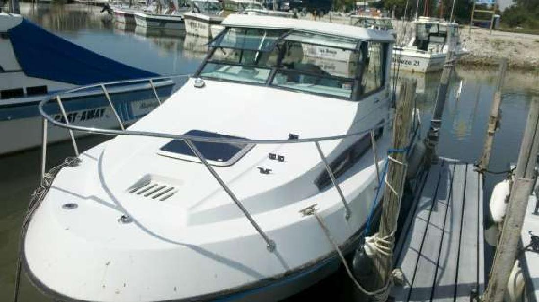 1988 24' Sport-craft 250 Offshore Caprice
