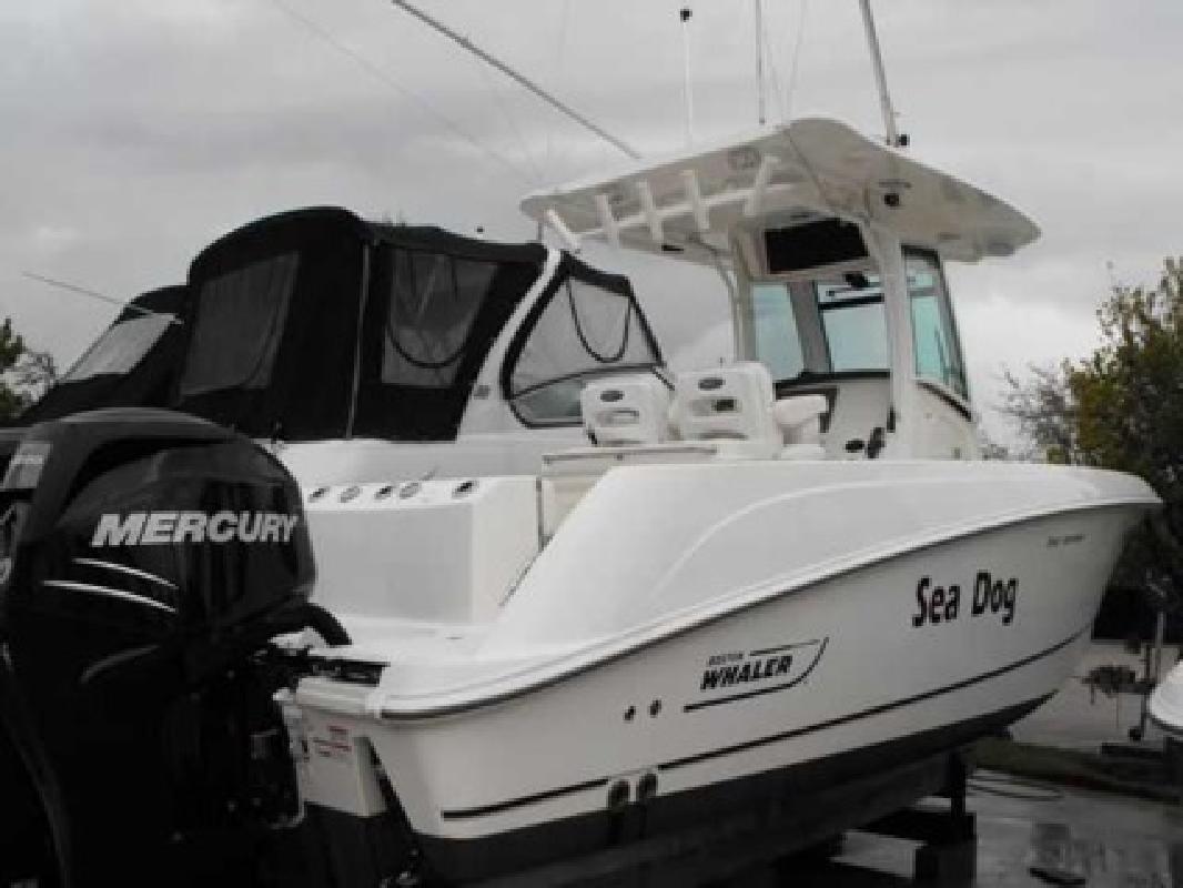 $100,275 2010 Boston Whaler 250 OUTRAGE