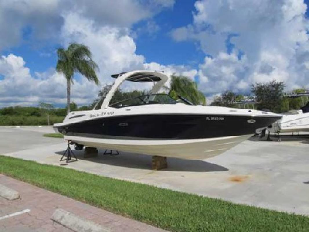 $49,900 2007 Sea Ray 250 SELECT
