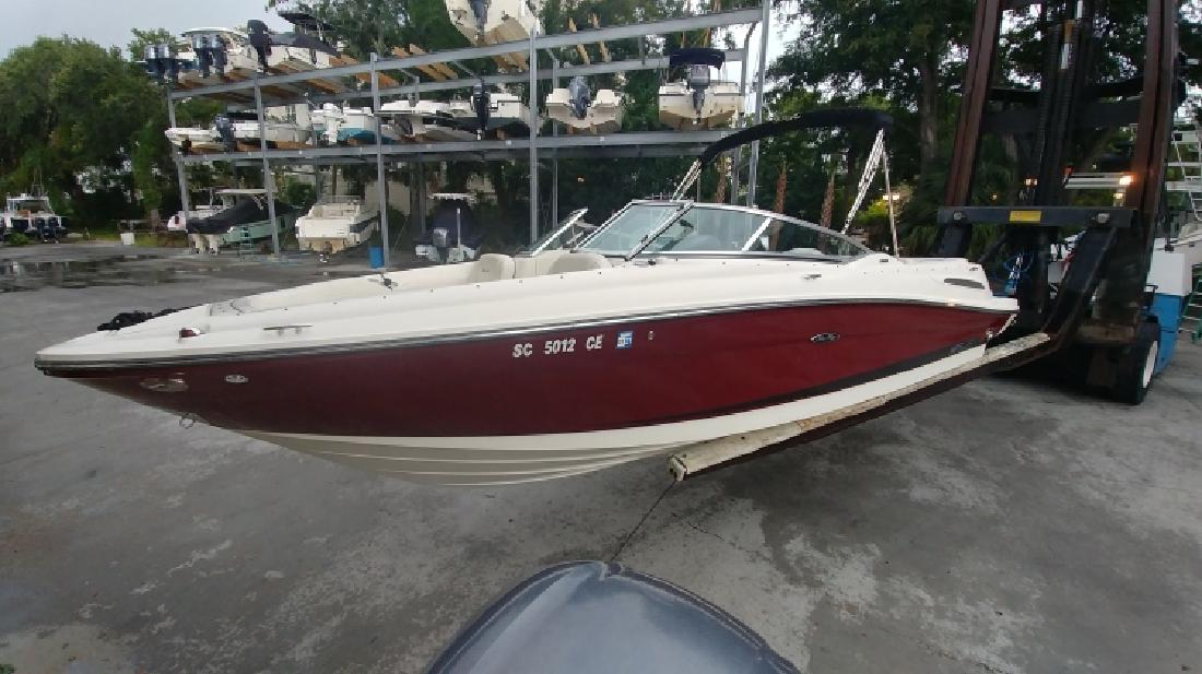 2007 - Sea Ray Boats - 250 Select EX in Bluffton, SC