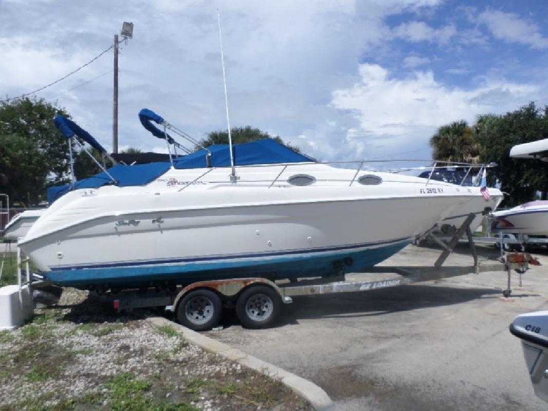 1996 - Sea Ray Boats - 250 Sundancer in Cocoa, FL